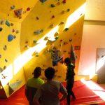 Kurzfreizeit Kaufunger Wald 2018 - 12 Boulderhalle
