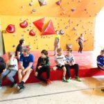 Kurzfreizeit Kaufunger Wald 2018 - 17 Boulderhalle