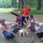 Pfingstfreizeit 2017 - Waldspiel 3