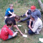 Pfingstfreizeit 2017 - Waldspiel 4